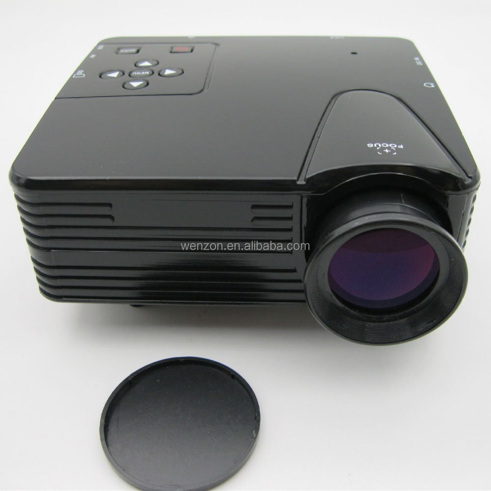 2018 NEW Mini led <strong>projector</strong> HD 1080 portable home theater