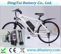 20A continuous discharge 48v 11.6ah Samsung cells 29E power cells e-bike battery pack with USB and charger for MTB bike battery