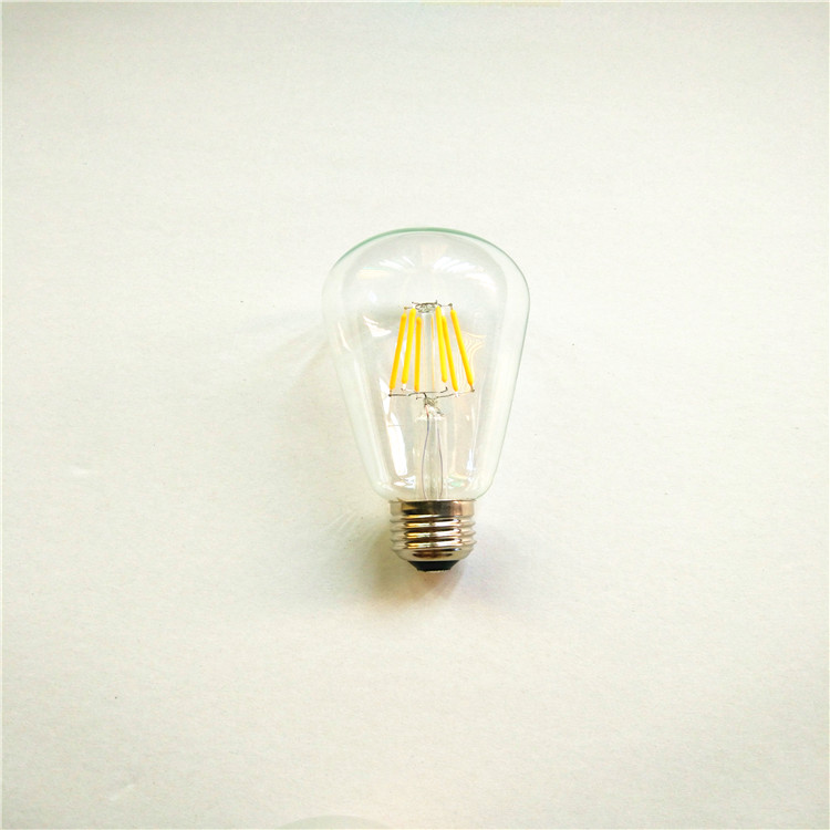 China Ctorch T64 2w led filament light bulb with liner driver in E27