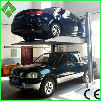 Hydraulic Elevator Car Home Smart Parking Solutions