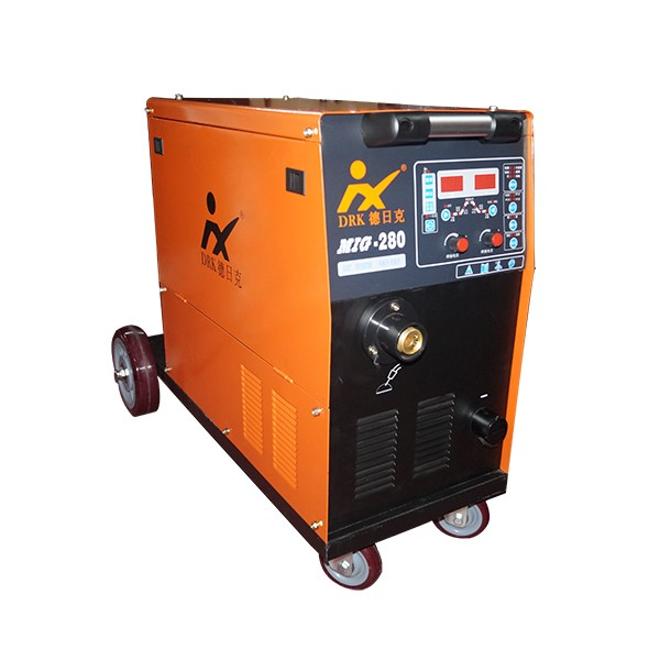 High quality Inverter pulse MIG welding machine for welding steel