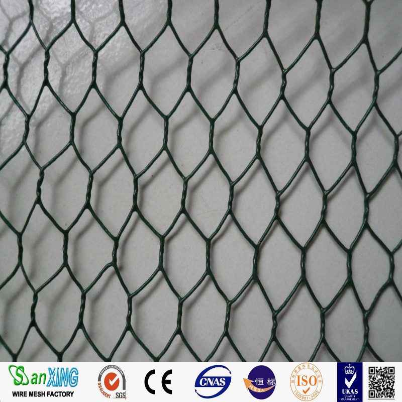 pvc coated rabbit cage in kenya farm plastic chicken wire mesh
