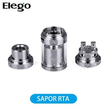 Authentic Wotofo Sapor RTA 2ml 22mm Rebuildable Tank Best Price from Elego with 100% Original