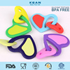 China wholesale FDA approved BPA free food grade silicone teething toys for babies
