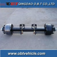 lift axle for trailers
