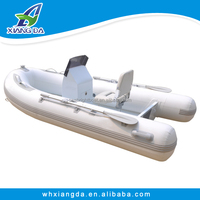 2016 CE Certificate High Quality Low Price Aluminium Hull RIB Boats Rigid Inflatable