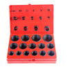 382Pcs metric 30 sizes o ring kit box