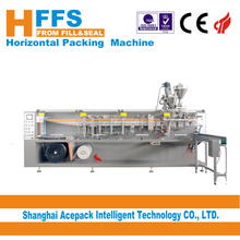 plastic zipper bags candy automatic flat bag packing machine