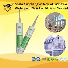 China Supplier Waterpoof Window Glasses Joint Sealant