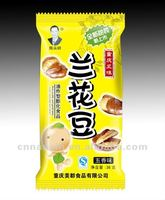 snack food laminated bag package