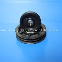 Durable colered hight quanlity PU injection moulding roller wheel