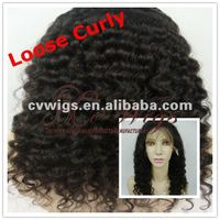 Fashion Style Full Lace Wigs For Black Women