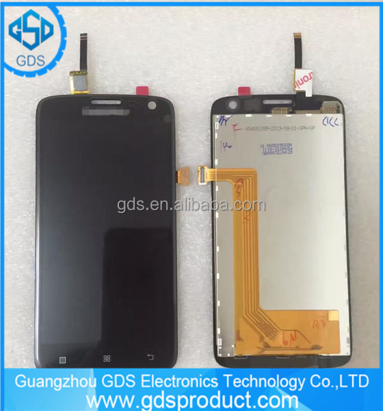 LCD Display with Touch Screen Glass Digitizer Assembly For Lenovo S820 s820e