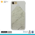 New arrival real marble phone case for iPhone 7 7plus