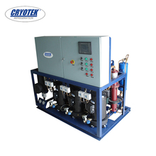 Mini cold storage industrial absorption van refrigeration condensing units