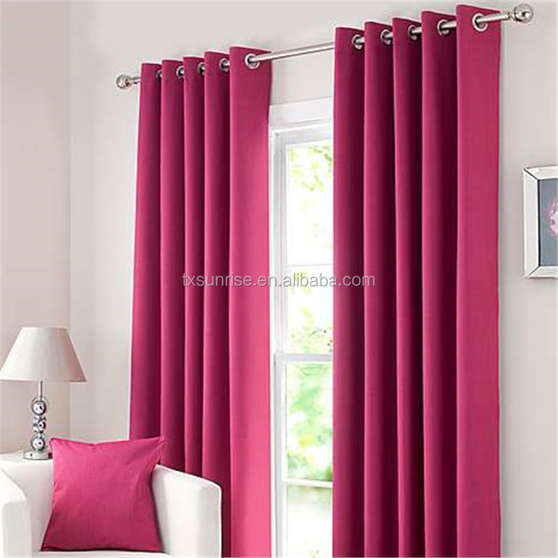 chinese high quality curtains