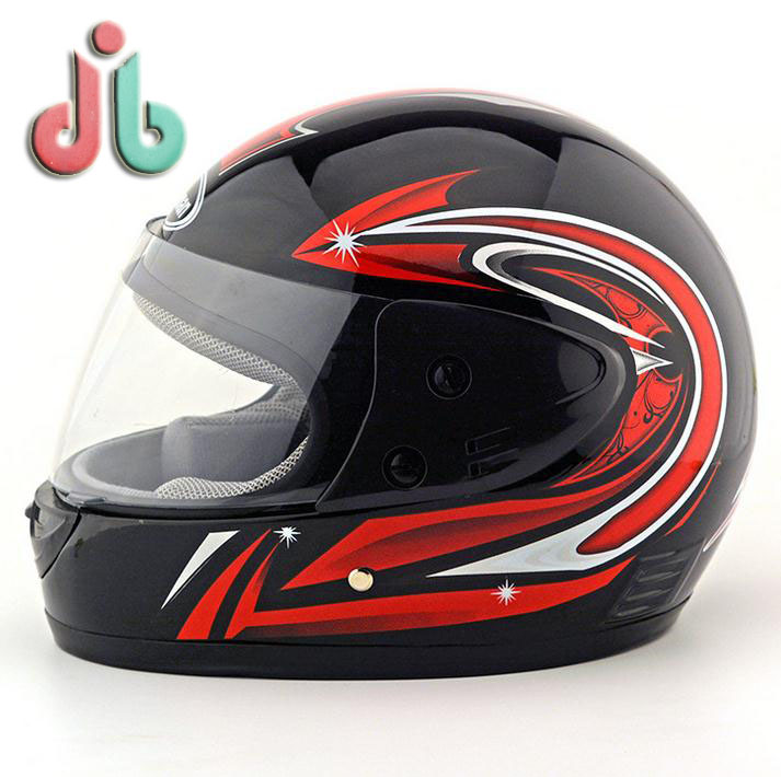 Hot selling colorful man adult full face motor cross helmet