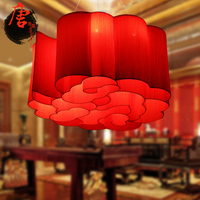 TANGSTYLE MODERN DESIGN RESTAURANT LED CHANDELIER