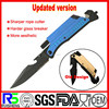 New Design High Quality camping Outdoor Emergency Rescue Folding knife
