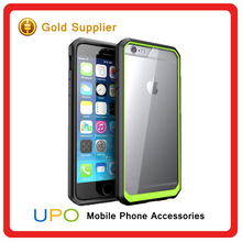 Hot Selling Popular PC Plastic Hard TPU Cell Phone Cases for iphone 6