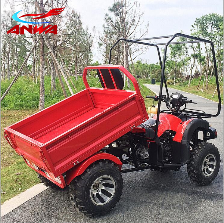 Best New Hot Popular Gasoline Cargo China EEC ATV 200cc