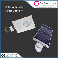 High quality reliable solar led street light