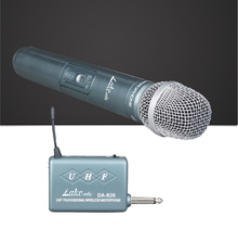 Chinese Portable Karaoke Wireless Microphone