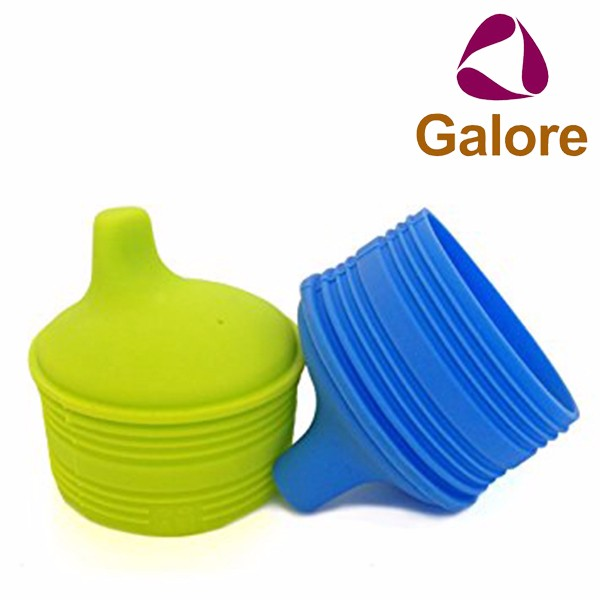 Food Grade Soft Silicone Kids Cups Wholesale Sippy Cups
