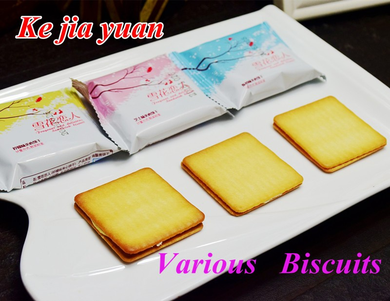 Sweet Sandwich Biscuits Cheese Flavor & Cookie