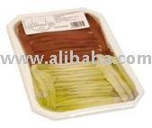 Anchovy & Fresh white marinated anchovy fillets in olive oil