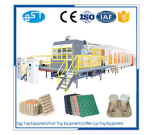 Egg tray machine/Automatic egg tray making machine/Egg tray forming machine ET4300