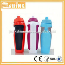 Empty Plastic Novelty Water Bottle 600ml for Sports