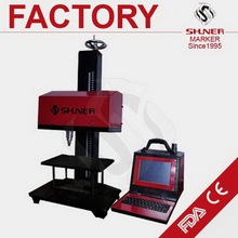 Newest made in p.r.c tool marking machine