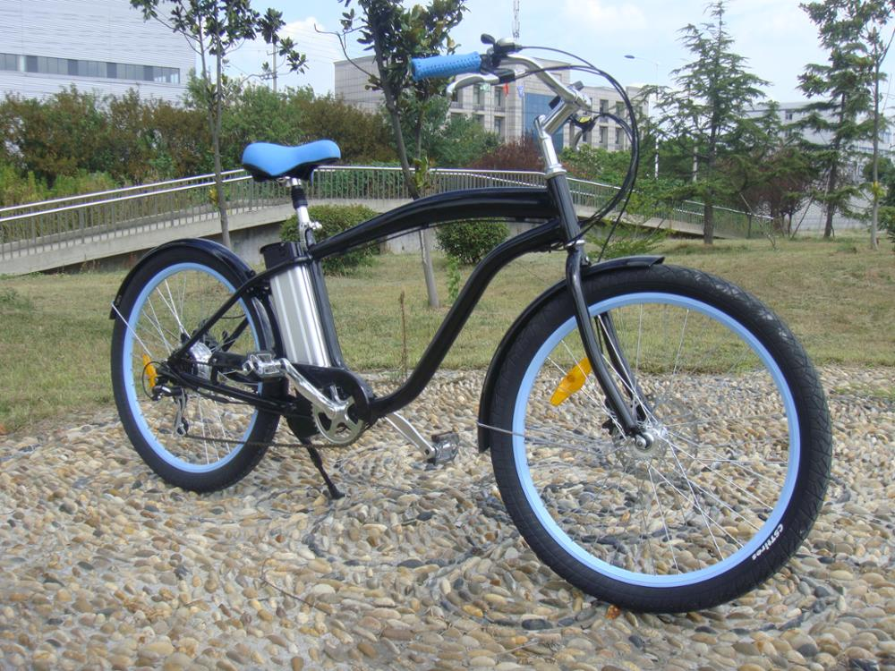 cheap electric wholesale cruiser bicycles pedal mopeds for sale