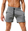 Mens gym shorts in fashion crossfit shorts custom logo cargo shorts