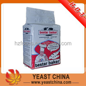 Best baker High Sugar Instant Dry Yeast 500g for bread