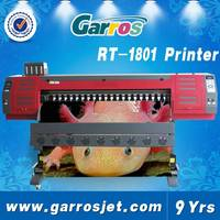 Garros Fabric Cotton DGT Printing Machine With Epson DX5
