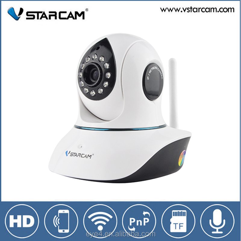 720P IR CUT and Motion Detection Security secret ip camera with Audio,SD Storage,iOS/Android Support