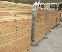 wood Pallets for Brick Making Machine/Block Stacking Pallets