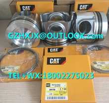 CAT RING PISTON GASKET KIT 323D 390D D3G 3304 D330C 7S MD6240 for Excavator Engine Parts CYLIND LINER KITS Rebuild kit