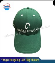 Wholesale Promotional 3D horse's head Embroidered With Ribbon Sandwich Baseball Cap