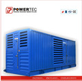 1.5 mw Chinese Yuchai Diesel Generator Set installed in 40ft container