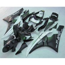 For Yamaha YZF R6 YZF R6 2006-2007 Injection ABS Plastic Fairing Body Work