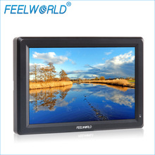 "FEELWORLD 7"" 1080p field monitor 4K HDMI camera steady external lcd for dslr"