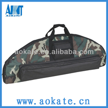 soft archery bow and arrow case for hunting