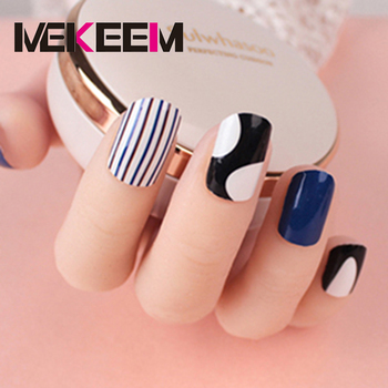 Mekeem Provide Nail Art Decoration Sticker