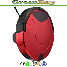 Newest good Portable Battery Powered Vacuum Cleaner Robots with docking station