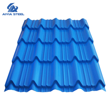 GI PPGI PPGL Galvanized steel/metal roofing/cladding/siding panels steel roofing