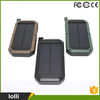 Long Cyclelife 8000mah Portable Waterproof Solar