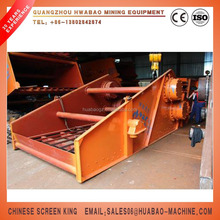 Germany Technology Hwabao USL series Large Stone,Ore Vibrating Screen